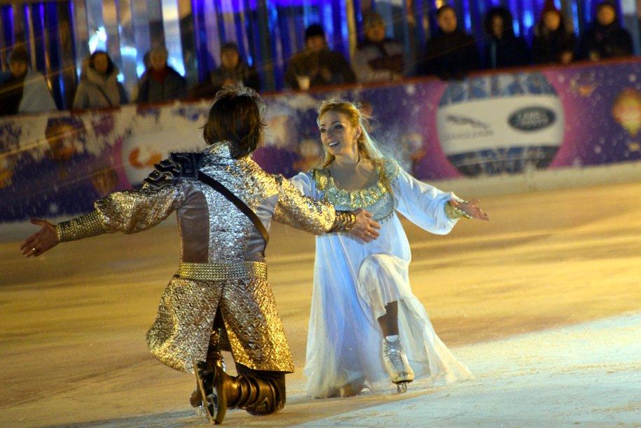 Сергей Собянин напомнил о проведении Гран-при по фигурному катанию в Москве