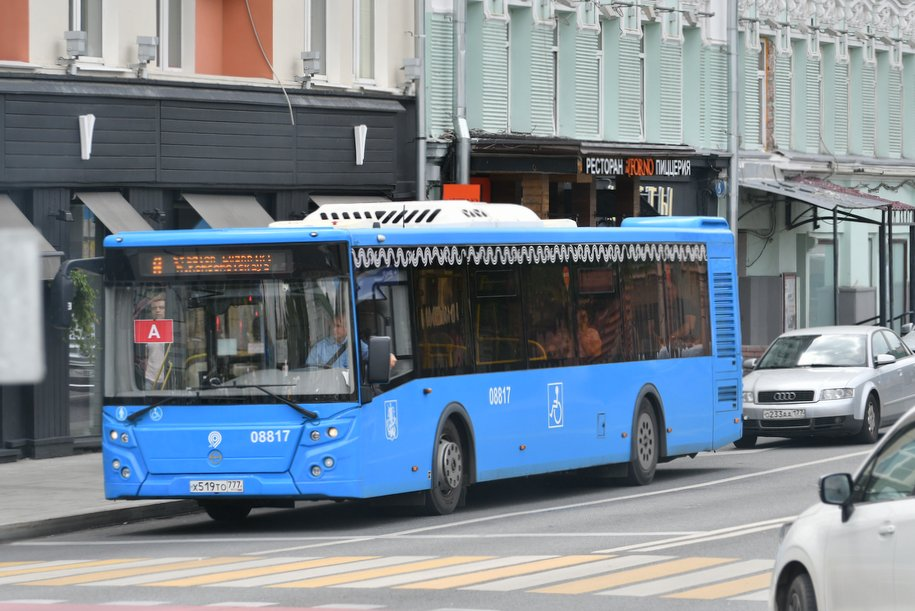 В ТиНАО начнет курсировать новый автобусный маршрут — С19