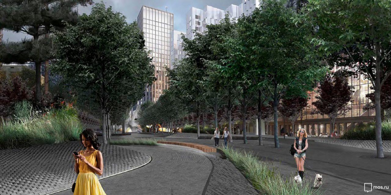 На территории бывшего завода ЗИЛ появится новое современное пространство