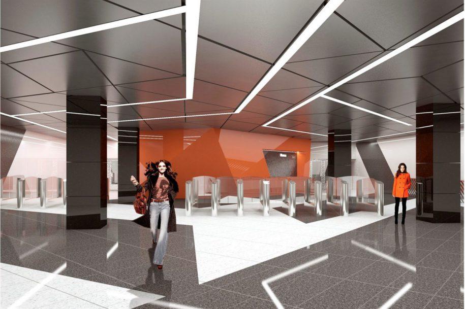 Строительство 10 станций метро планируют завершить до конца года