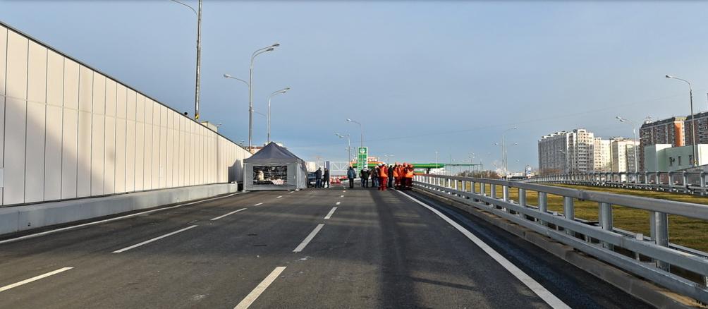 В ТиНАО строится более 100 километров дорог