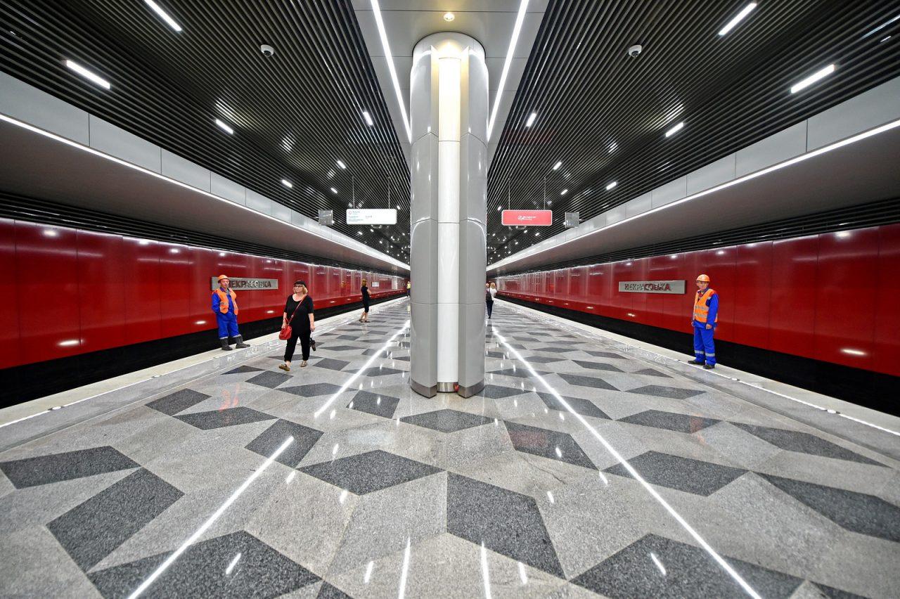 Некрасовская линия метро улучшит транспортную ситуацию юго-востока Москвы