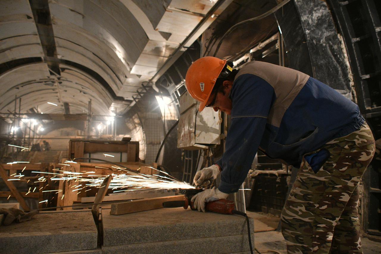 Станцию БКЛ «Савёловская» могут открыть до конца 2018 года