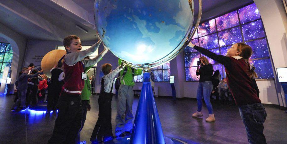 Московскому планетарию исполнилось 89 лет