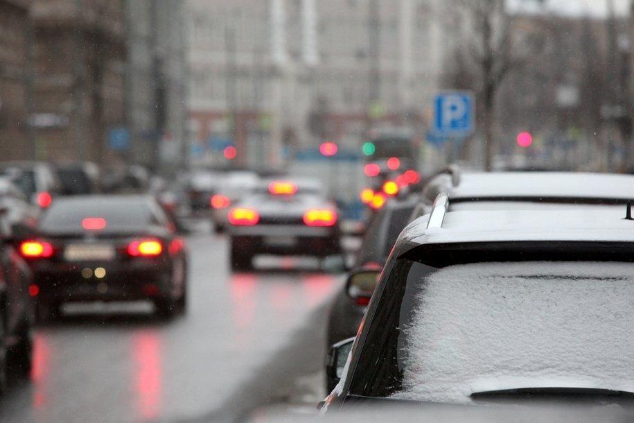 ЦОДД прогнозирует осложнения транспортной ситуации в конце декабря