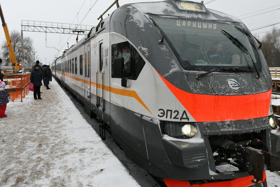 С 1 января подорожает проезд в пригородных электричках