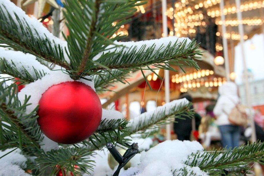 В Новый год на ВДНХ будут работать пять площадок «Город зимы»