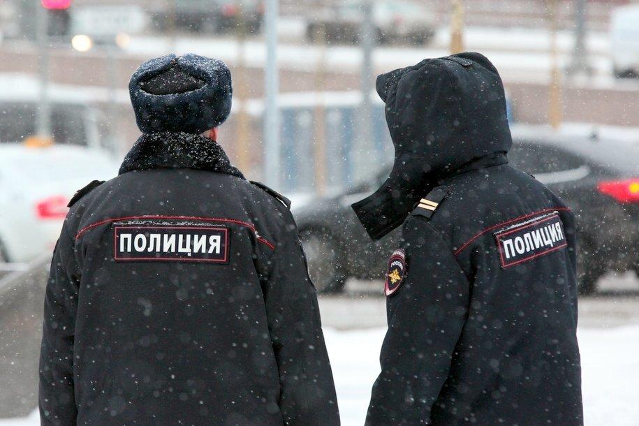Особый режим обеспечения безопасности  граждан будет введен в центре Москвы на Новый год