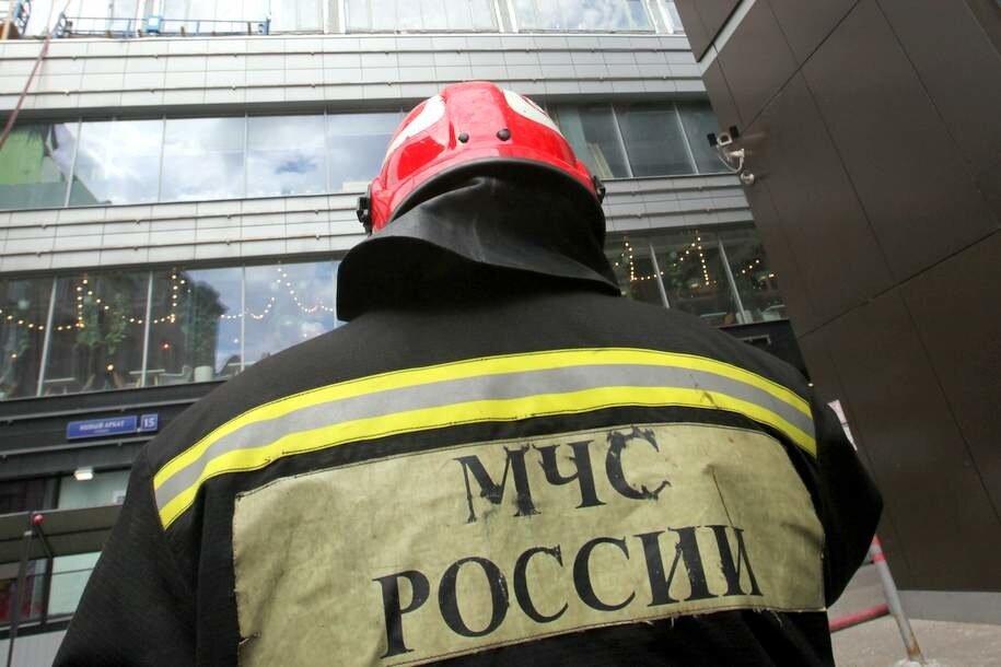 Сергей Собянин поздравил сотрудников МЧС с профессиональным праздником