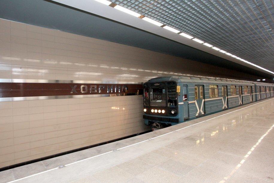 Станция «Ховрино» будет закрыта для пассажиров 15-16 декабря