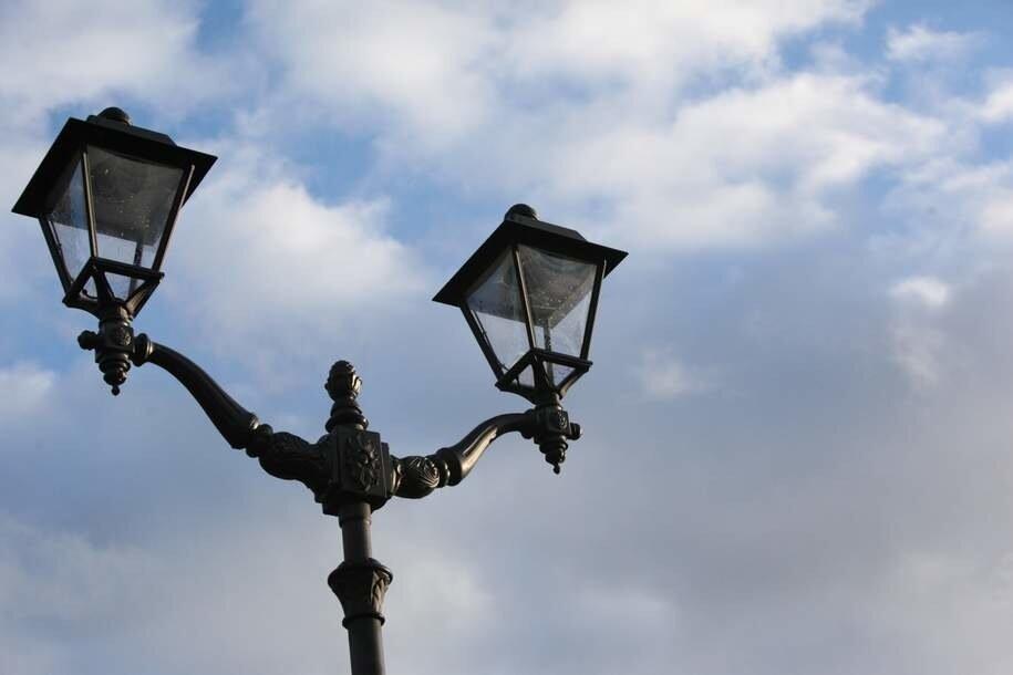 Около 50 тыс. уличных фонарей планируют заменить в Москве в 2019 году