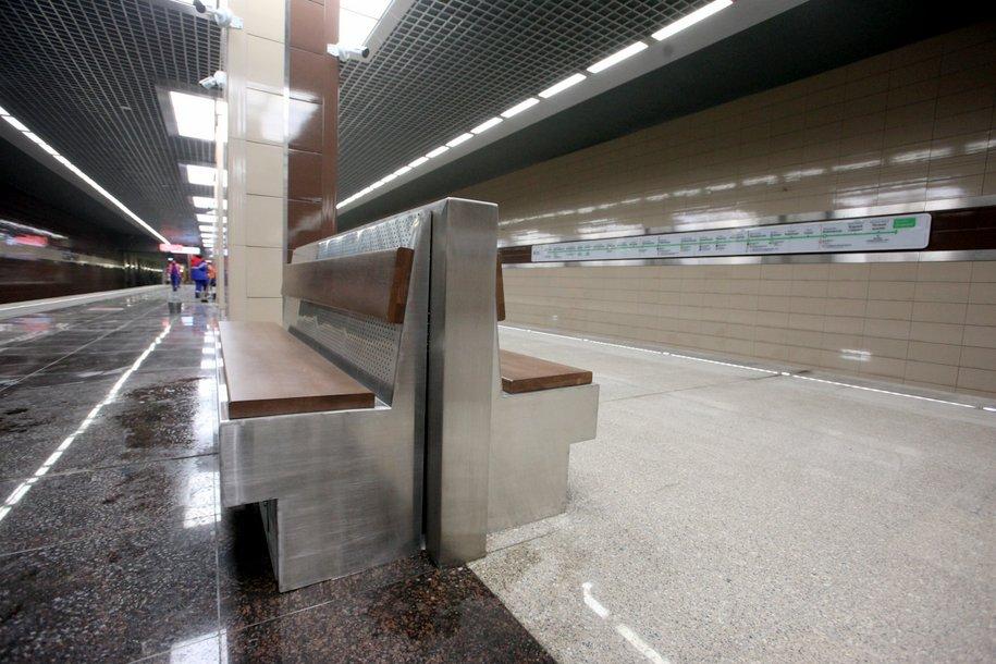 Станцию метро «Беломорская» планируют открыть до конца года