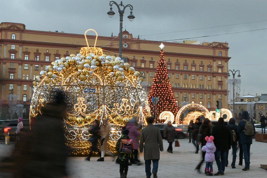Подмосковье — в топ-3 по расходам туристов на жилье в новогодние праздники, Москва — на 16 месте