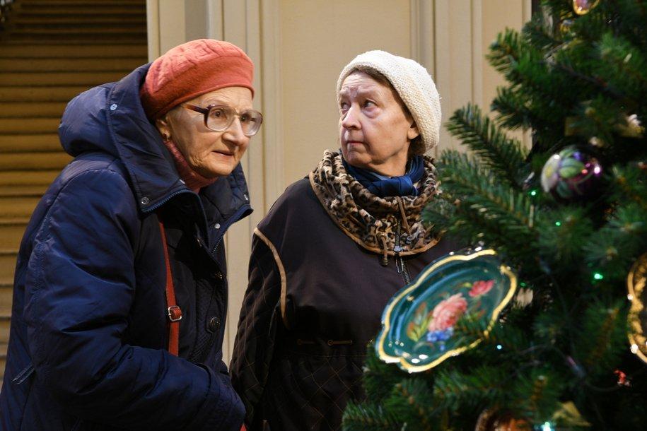 Московские долгожители: количество 80-летних горожан увеличилось в два раза