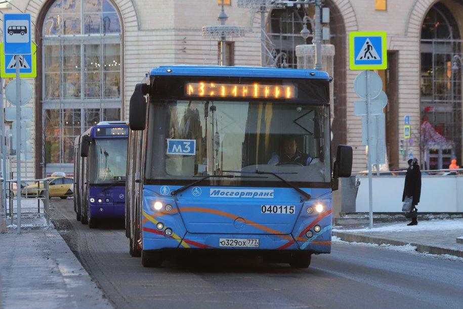 В Москве увеличилась скорость общественного транспорта на 2%
