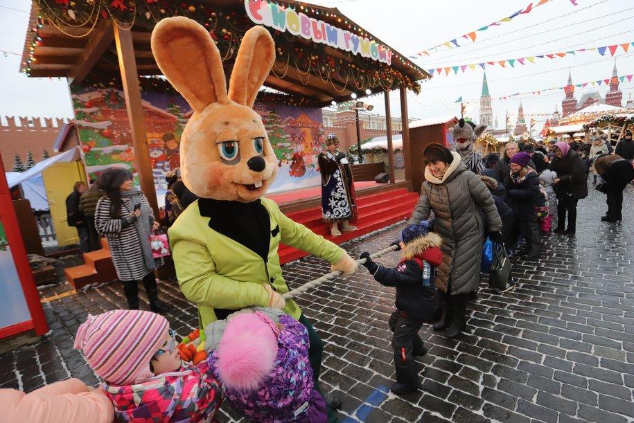 Путешествие в Рождество в Москве — главный праздник зимы в России на выходные