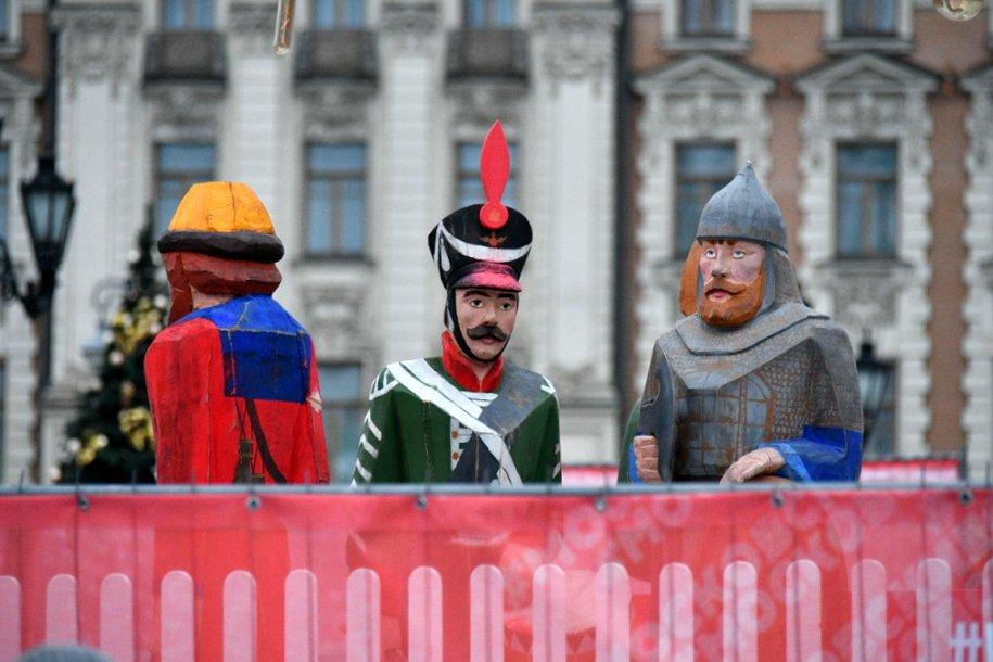 Дептранс напомнил об усилении мер безопасности в новогодние праздники