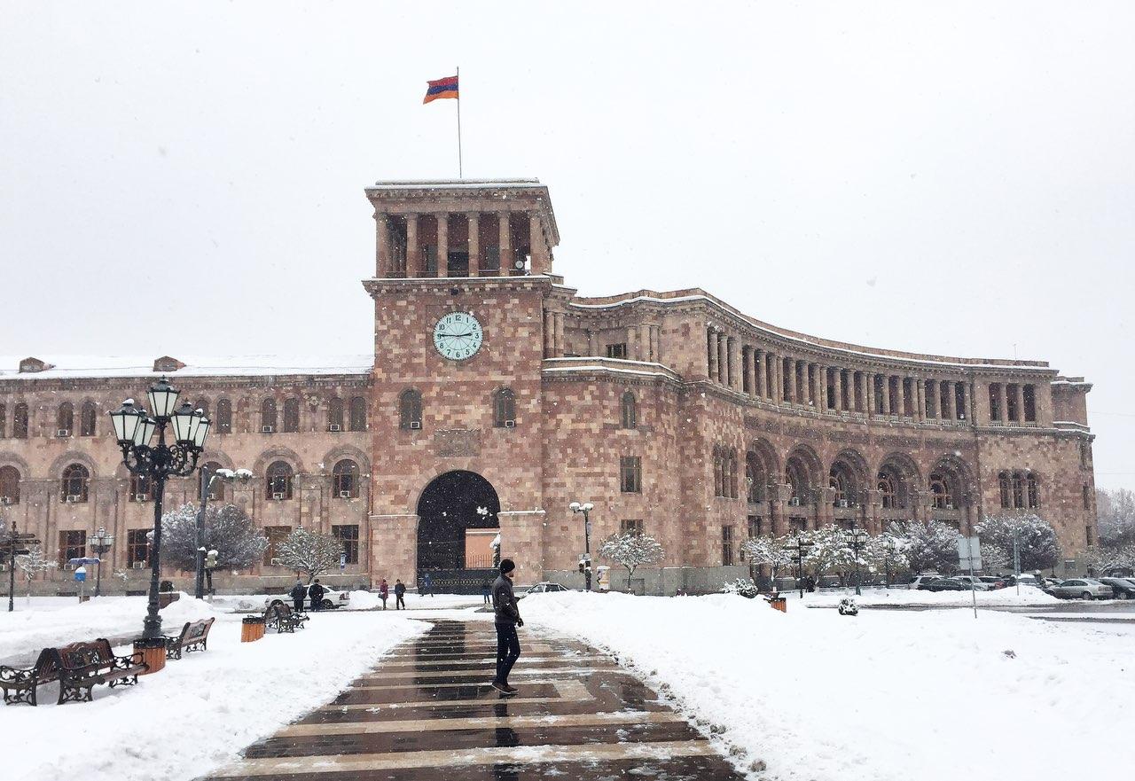 Дни Москвы пройдут в Ереване с 17 по 20 декабря