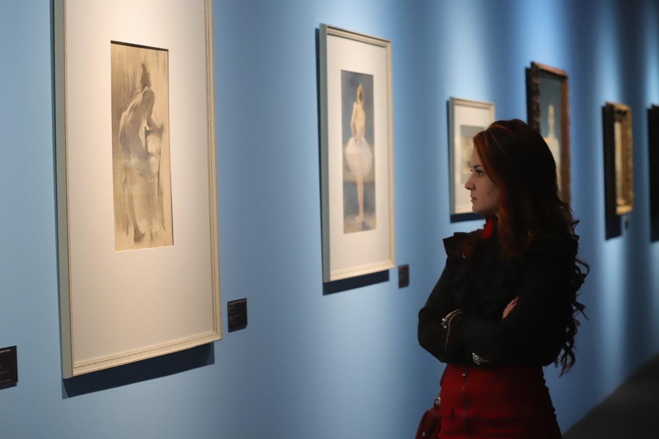 На ВДНХ прошел предпоказ двух выставок зимнего сезона