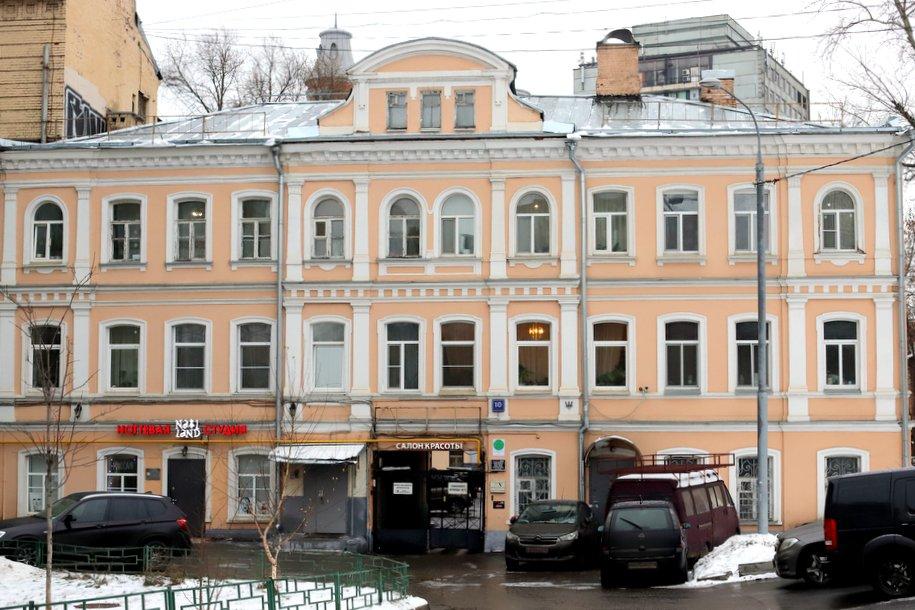 Доходный дом купца Пантелеева признан объектом культурного наследия