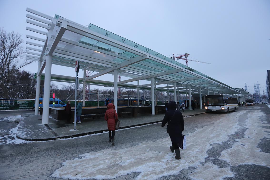 Cергей Собянин открыл пешеходные мосты из Западного Дегунино к станции метро «Ховрино»