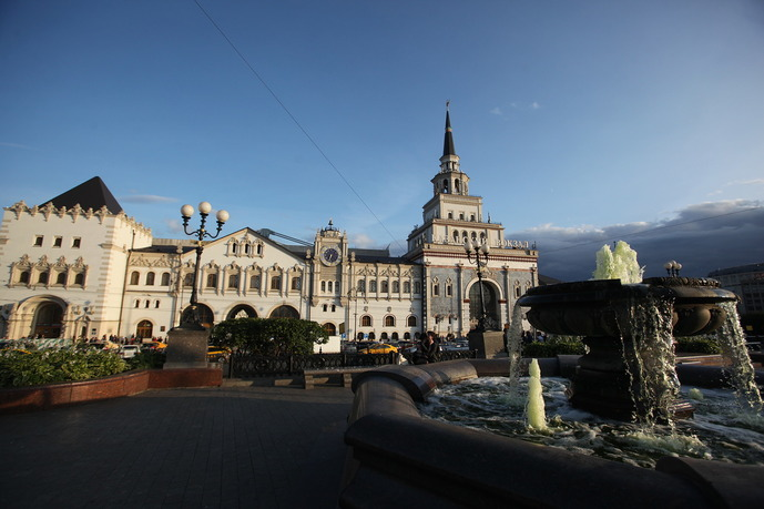 Столичные власти продлят ветку Курского направления МЖД до Комсомольской площади
