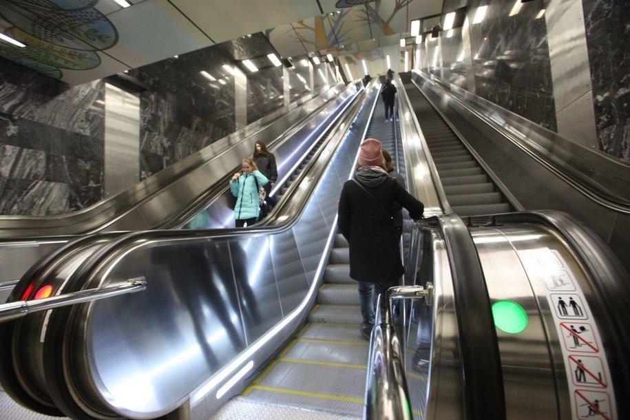 Более 35 станций метро планируется построить к 2023 году — Собянин