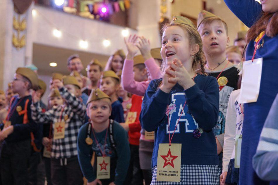 На Рождество в Музее Победы пройдут благотворительные сеансы новогоднего квеста