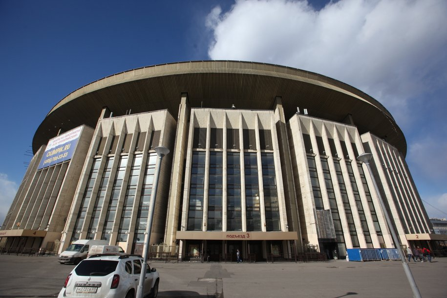 Спорткомплекс «Олимпийский» закроют на капремонт с 1 января 2019 года
