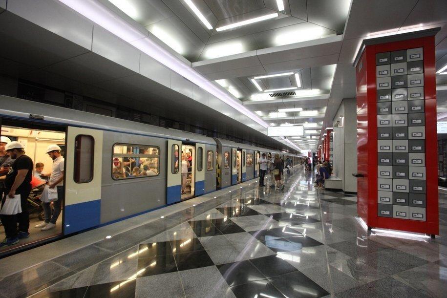 Московское метро сравняется по протяженности с метро в Нью-Йорке