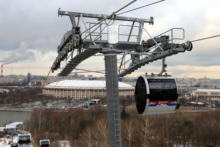 Проезд по канатной дороге станет платным с 25 декабря