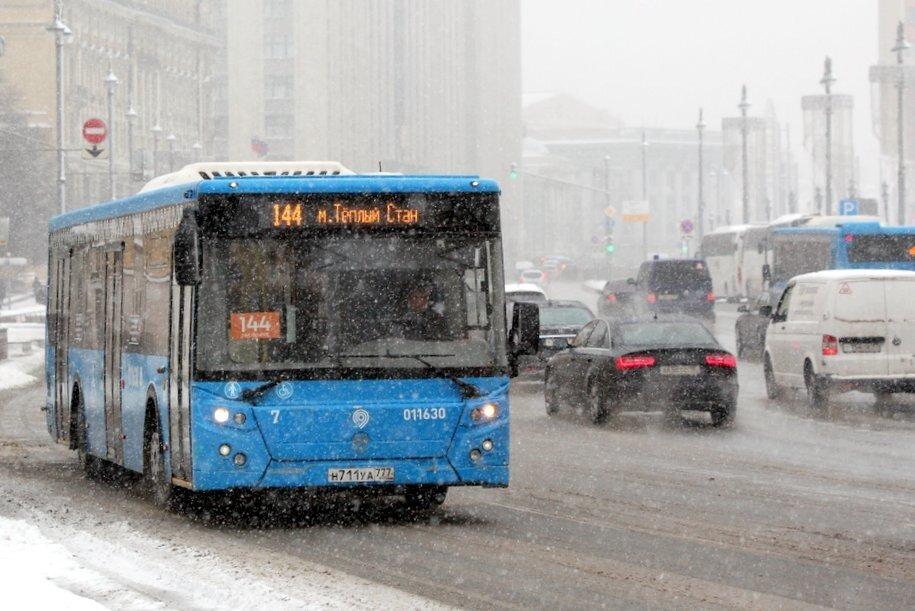 Меры безопасности в московском транспорте будут усилены в новогодние праздники