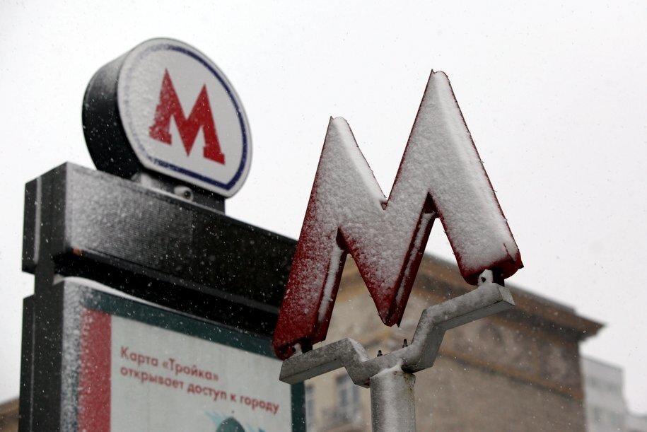 Движение поездов на зеленой и фиолетовой ветках метро введено в график после задержек