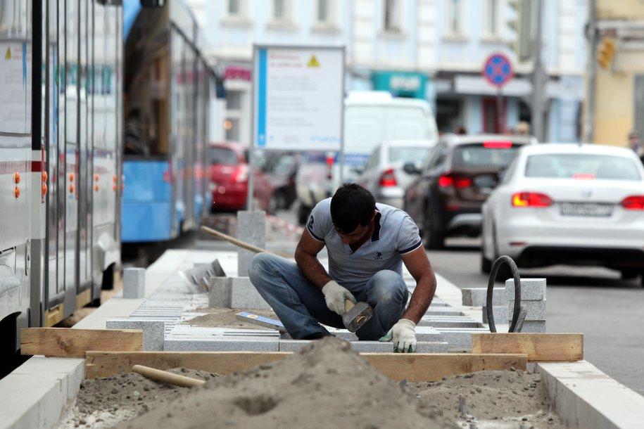 В 2018 году в Москве благоустроили более 3200 улиц, дворов и парков
