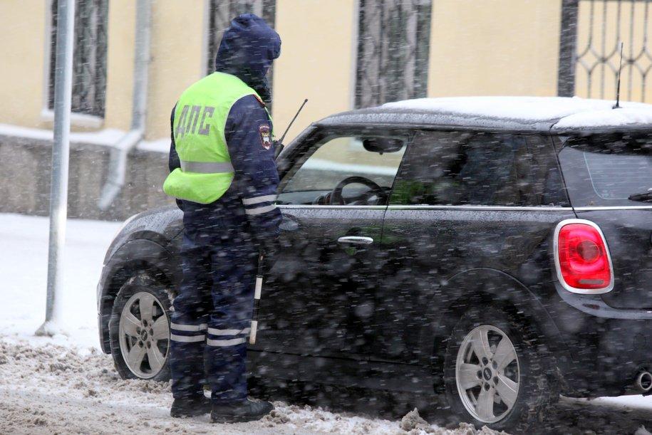 ЦОДД призвал водителей мужаться и пожелал предновогодней силы
