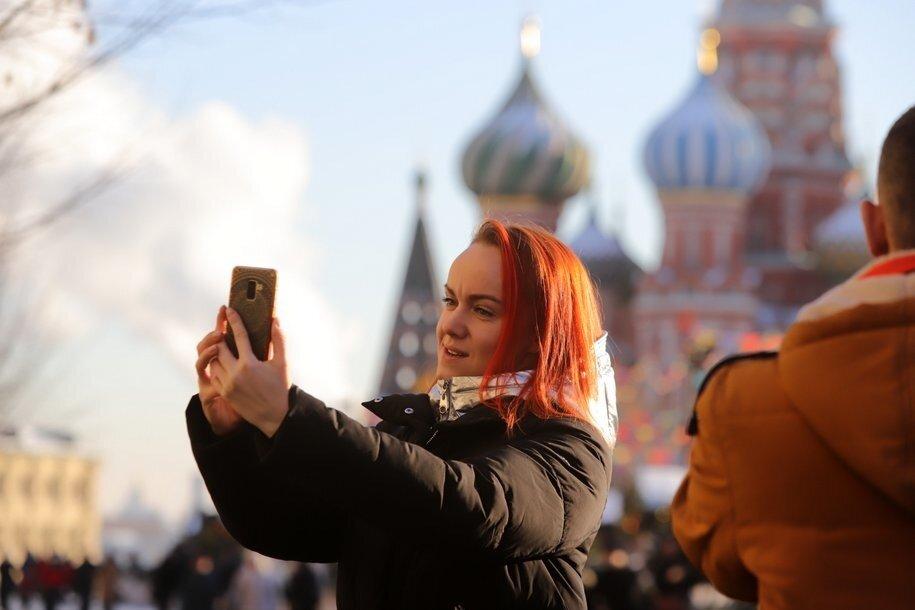 Красная площадь возглавила рейтинг достопримечательностей России в 2018 году