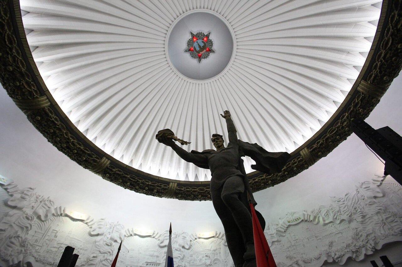 Во время новогодних праздников дети смогут бесплатно посетить Музей Победы