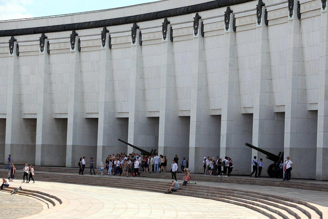 Музей Победы будет закрыт 1 января
