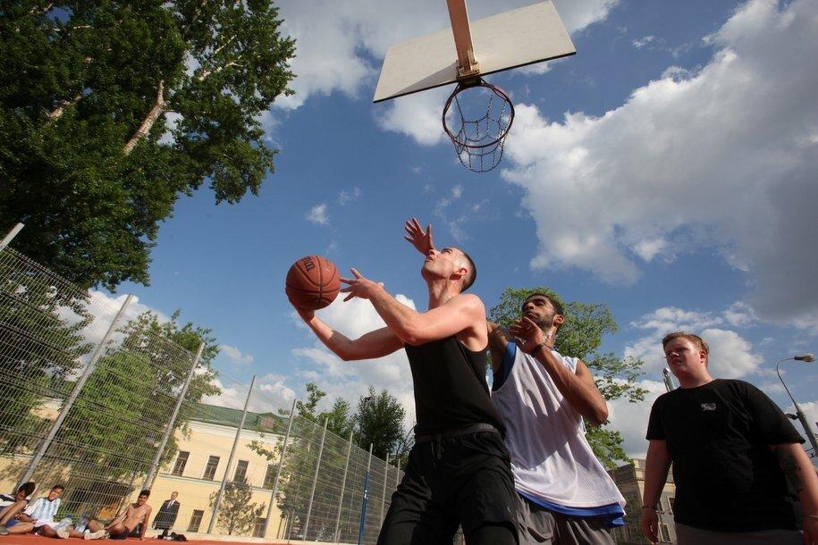 В Москве пройдет ежегодный праздник «День баскетбола»