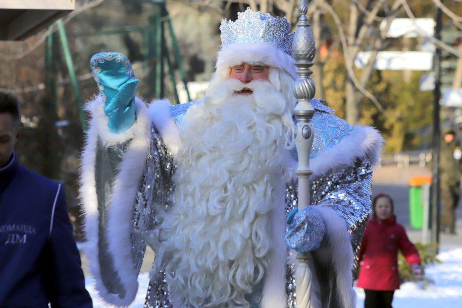 Письмо Деду Морозу можно отправить из аэропорта Домодедово