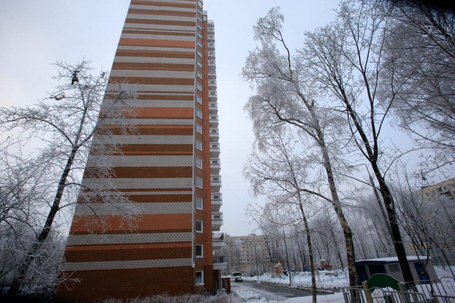 На Проспекте Вернадского началось переселение жильцов по программе реновации