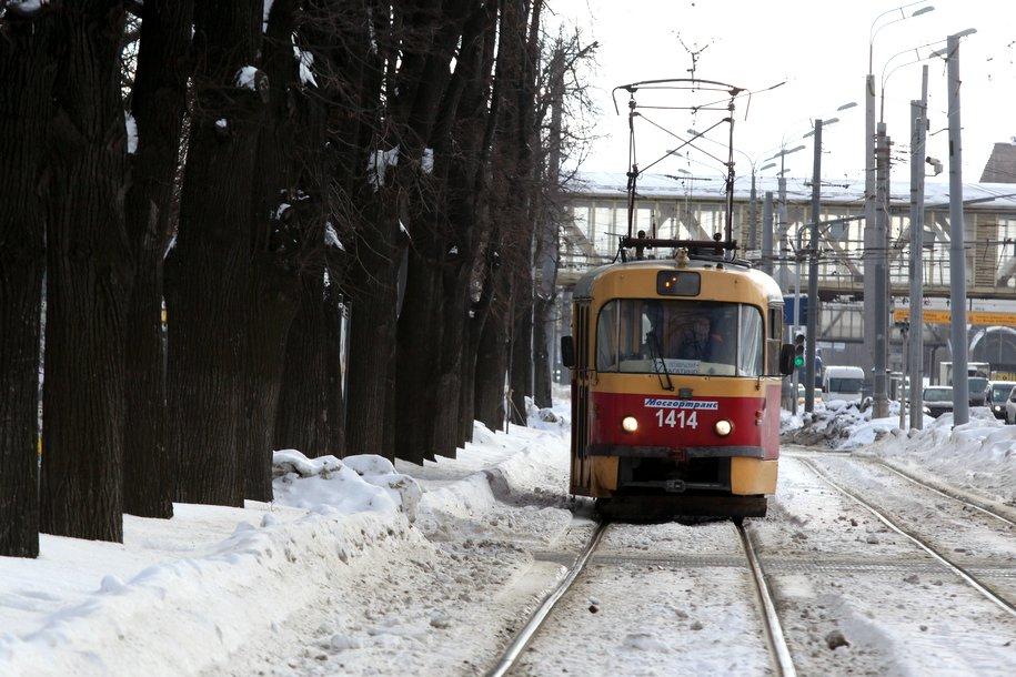 Московский трамвай: на столичные улицы вернулись два трамвайный маршрута