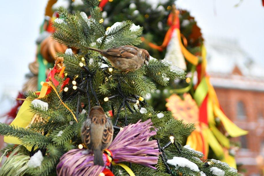 Более 150 спектаклей и представлений ждут 31 декабря гостей фестиваля «Путешествие в Рождество»