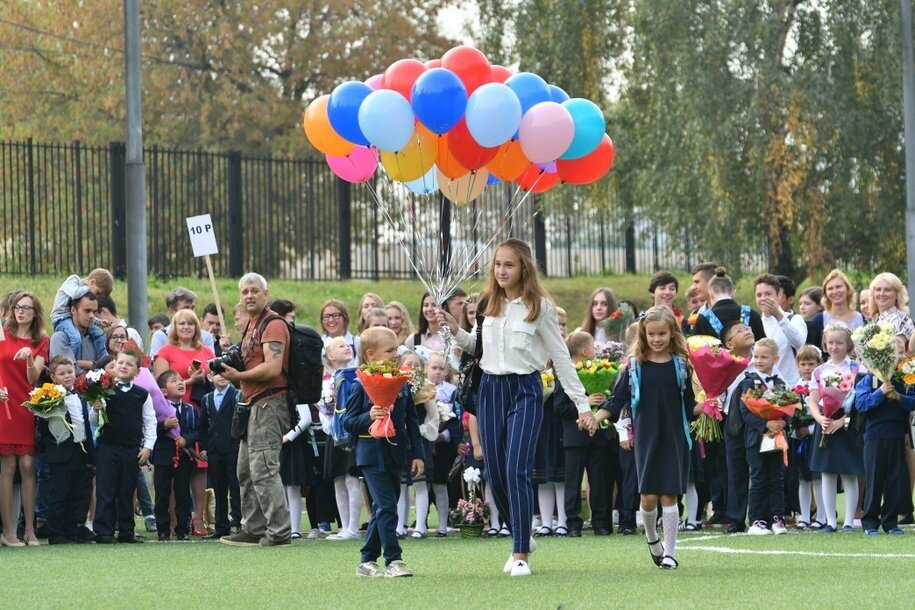 Самую большую в России школу сдадут в эксплуатацию в Москве в 2019 году
