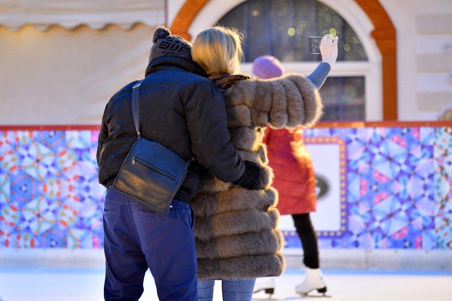 В выходные москвичам пообещали аномальные морозы