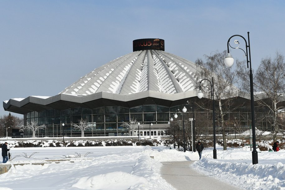 Москва признана городом с самыми лучшими цирками в России