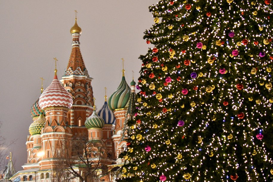 Прошлогодний рекорд посещаемости Москвы в новогодние праздники будет побит