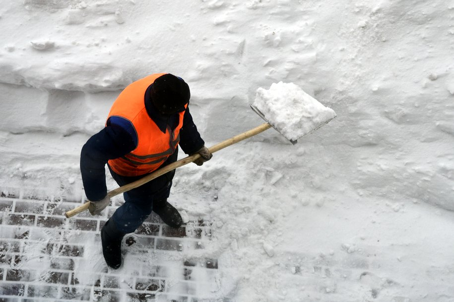 Снег в Москве будет идти всю последнюю неделю года