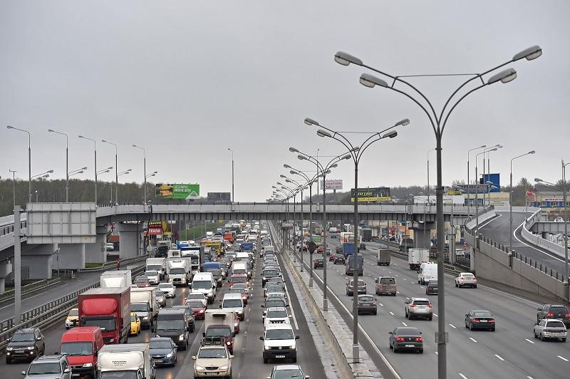 ЦОДД сообщил об установке новых дорожных камер