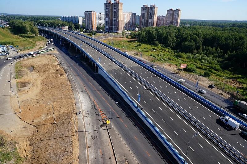 В Москве построят новую дорогу